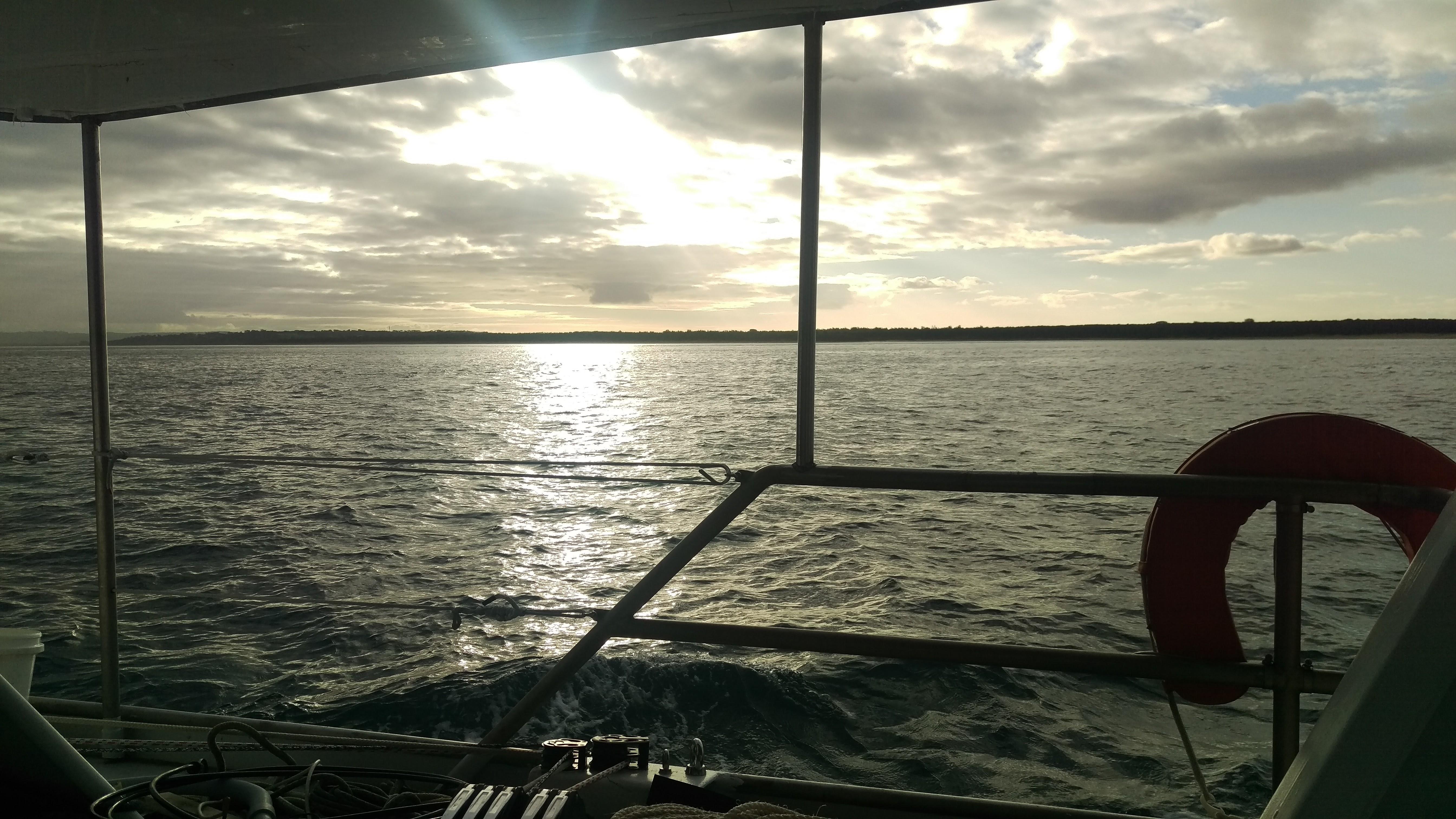 Leaving Hastings
