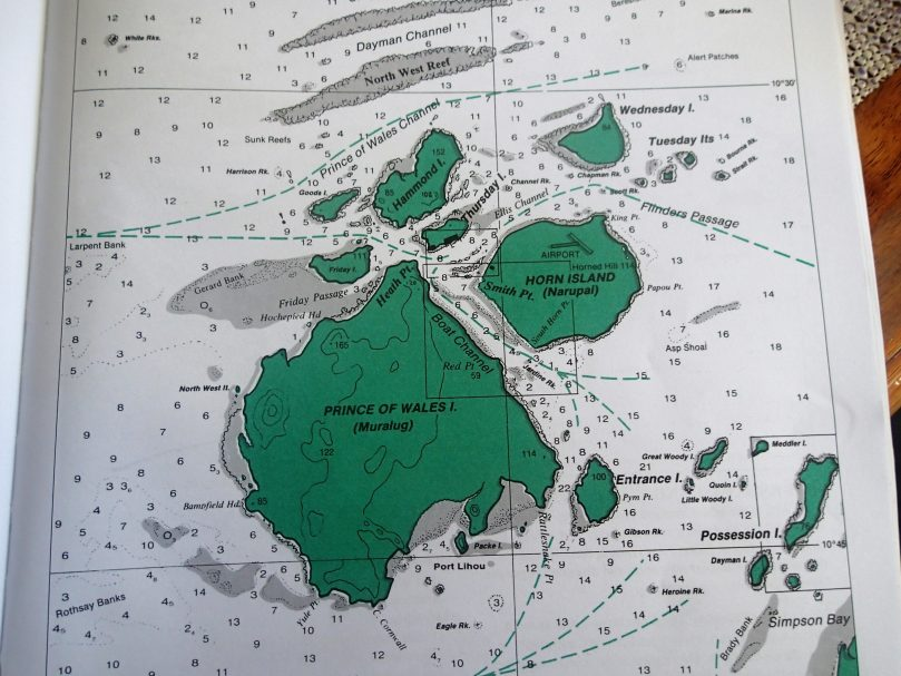Albany Island Torres Strait